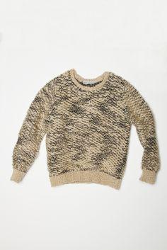 Knit-Weave Pullover - Kieley Kimmel