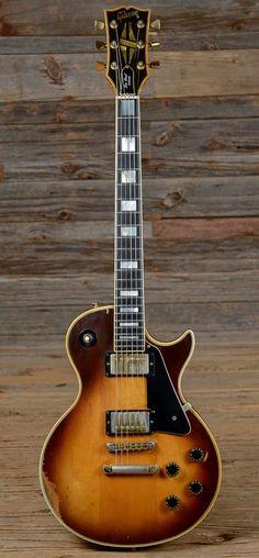 1979 Gibson Les Paul Custom -  Sunburst