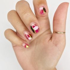 Cute Nail Designs For Spring – Your Beautiful Nails Best Nail Art Designs, Gel Nail Designs, Hair And Nails, My Nails, Claw Nails, Nails Only, Minimalist Nails, Manicure Y Pedicure, Stylish Nails