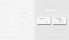 Personal website design on Behance