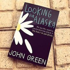 A book i can really recommend and if you already read it please comment on this pin i need someone to talk about it! ;) John Green is an amazing writer and all his books are absolutely worth it!