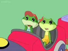 LeapFrog: The Amazing Alphabet Amusement Park - Chapter 5: The Funhouse - YouTube Cartoon Kids, Amusement Park, Day Up, Alphabet, Family Guy, Amazing, Youtube, Fictional Characters, Alpha Bet