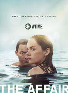 The Affair Showtime Premiere Все как я люблю: драма в маленьком городке на отшибе у моря. Красивая истеричная героиня. Два взгляда на одну историю. Финала пока не видел правда.