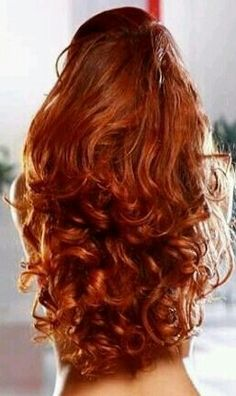 My beautiful red head... ♥