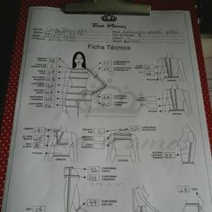 Corte e costura  Da Tina feito por mim.
