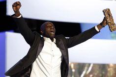 Omar Sy - Césars 2012 - Meilleur Acteur