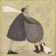 Lean on Me:: by Sam Toft