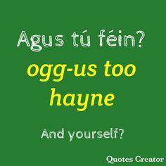 Scottish Gaelic Phrases, Irish Gaelic Language, Gaelic Irish, Gaelic Words, Irish Pride, Irish Celtic, Celtic Alphabet, Scottish Music, Scotland History