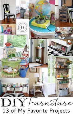 DIY Furniture Tutori