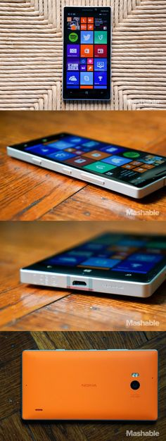 The Nokia Lumia 930.