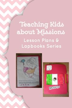 Lesson Plan Ideas for Teaching Kids About Missions | homegrownmommy.com