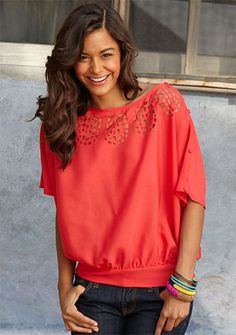 Love the top and color