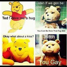 Bitch you gay lol
