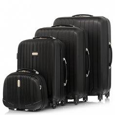 Komplet walizek na kółkach i kosmetyczka BPT-SQ152-99- OCHNIK sklep internetowy