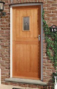 Cottage stable door | hardwood exteernal door | wooden external door
