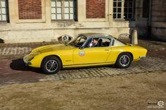 Lotus Elan +2 à la Nocturne by l'Etrier. Reportage complet : http://newsdanciennes.com/2017/01/23/rallye-nocturne-by-letrier-2017-surprises-et-succes-au-rendez-vous/