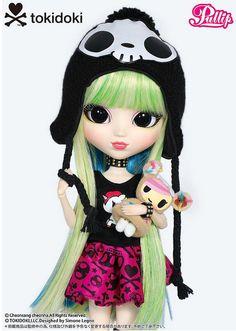 Tokidoki pullip doll OMG!!!!!!!!!!