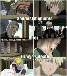 I felt so terribly for Tsunade. It hurt. And seeing Naruto cry and grieve over someone again just killed me. Naruto Funny, Naruto And Sasuke, Kakashi, Anime Naruto, Naruto Shippuden, Boruto, Jiraiya And Tsunade, Shikamaru, Narusasu