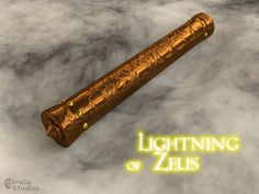 Lightning of Zeus by CorellaStudios.deviantart.com on @deviantART