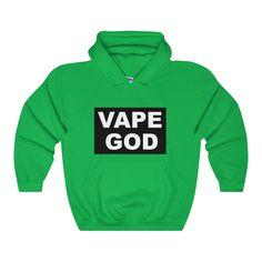 Vape God Hoodie Unisex – Weapon Vape