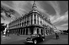 Centro Gallego - La Habana - Cuba
