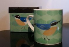 Great present for a bird lover.  Pinkyred.co.uk