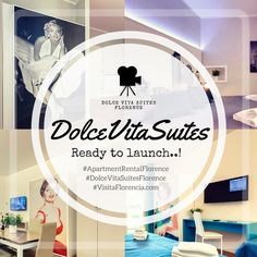 Dolce Vita Suites Launch Delighted to be launching 4 new suites -Dolce Vita Suites Florence. Located in a historic Florentine building that was newly renovated in 2016, you can choose from one of four spacious, comfortable apartments that can accommodate between 2-4 people. Each suite consisting of a theme dedicated to one-of-four legendary female actresses, includes high-speed Wifi, kitchen-area, en-suite shower room and not to forget a fantastic view over the rooftops.