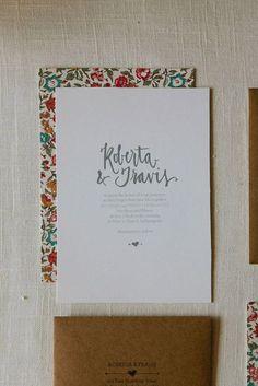 Papelaria de casamento | 5 tendências para 2017 - Portal iCasei Casamentos