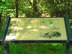 """""""The Unfinished Railroad"""" Marker. Click for full size."""