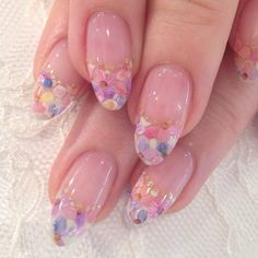 Image that popular ♡ manicurist aoi's nail in the SNS has been introduced in too cute ♡ a girly