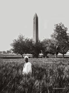 The Obelisk at Heliopolis: Egypt 1900-1920