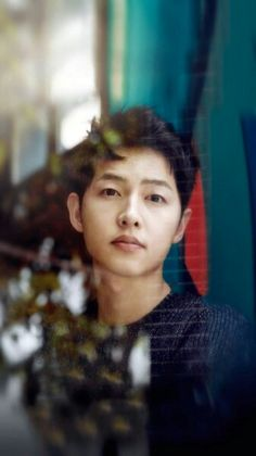 Song Joong Ki, for Harpers Bazaar Korea, May 2016 Issue