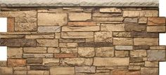 Are you looking to brighten up a dull room and searching for interior design tips? One great way to help you liven up a room is by painting and giving it a whole new look. Faux Stone Sheets, Faux Stone Panels, Faux Panels, Rock Siding, Waterfall House, Stone Texture, Stone Veneer, Metal Buildings, Best Interior Design