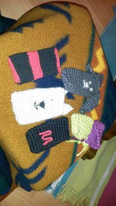 Handytaschen Beanie, Hats, Crochet, Crochet Hooks, Hat, Crocheting, Beanies, Thread Crochet, Hooks