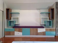 Fabricacion e instalacion biblioteca infantil