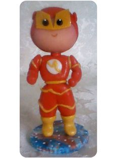 Flash bebe hecho en masa flexible.