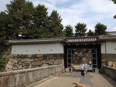 名古屋城へ続く門