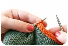 I-Cord Bind Off | Tangled Yarns
