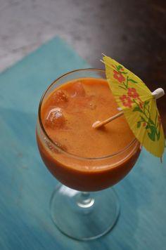 Caribbean Carrot Punch #FallFest