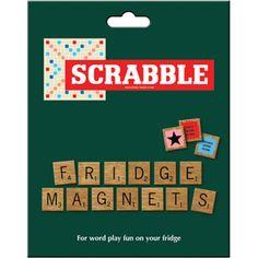 Magnet scrabble