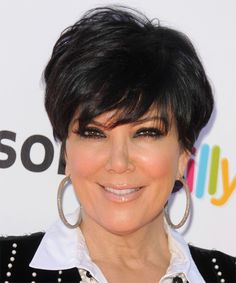 Kris Jenner...I cannot stand this woman. What an attention ho. She offers nothing. blah