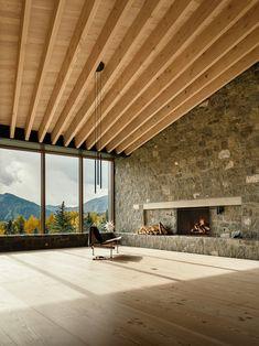 Sun Valley House by Rick Joy Architects