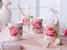 Villeroy & Boch Rose Cottage kunt vinden bij Woldring Rose Cottage, Tea Cups, Dishes, Tableware, Dinnerware, Tablewares, Tablewares, Place Settings, Cup Of Tea