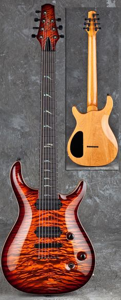 Even more Carvin CT7 awesomeness!
