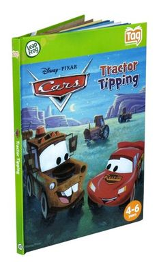 LeapFrog Tag Activity Storybook Cars Tractor Tipping - Listing price: $15.49 Now: $11.97 + Free Shipping