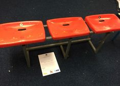 Seats From 1923 Wembley Stadium | Other Football Memorabilia | Football Memorabilia