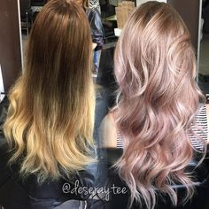 Hairdressing Advice That Will Keep Your Hair Looking Great. Are you affected by constant bad hair days? Do you feel as if you have tried everything possible to get manageable hair? Do not stress about your hair, rea Peach Hair, Pink Hair, Bad Hair Day, Calgary, Balayage Ombré, Brown Blonde Hair, Hair Today, Hair Inspo, Hair Looks
