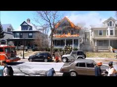 ▶  Part 2 Structure Fire with Radio - Minneapolis - 4/29/13 Part 2 - YouTube