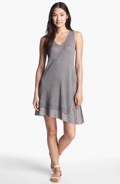 Eileen Fisher V-Neck Tunic Dress on shopstyle.com