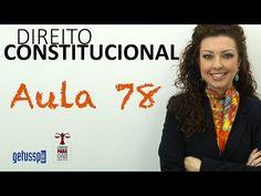 Aula 78 - Direito Constitucional - Poder Judiciário na Constituição Federal - Parte 1 - YouTube